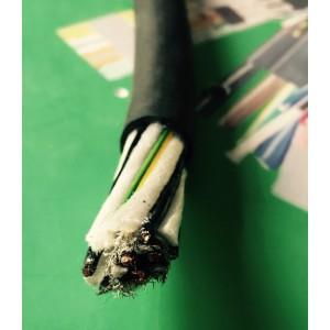 机器人抗扭电缆