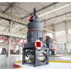 悬辊式磨粉机