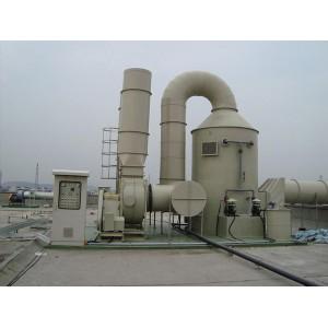 吸收塔喷淋净化技术及设备